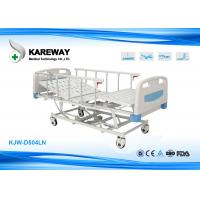 Quality Five Functions Electric Hospital Care Bed Moteck Motor Taiwan Brand for sale