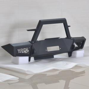 China No Punch Jeep Wrangler Jk Front Bumper Original Design Car Parts 28*48*16 CM on sale