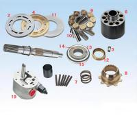 Quality Retainer Plate Piston Pump Parts Cylinder Block Piston Shoe for SPV20 Pump for sale
