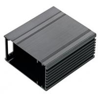 Quality 6063 / 6061 / 6060 Aluminium Window Extrusion Profiles with Powder Painted Surface for sale