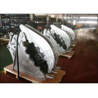 Quality Big Open Width Excavator Grab Bucket ,  Hyundai R210 20 Ton Excavator Bucket Grapple for sale