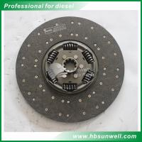 China 1878000104 Diesel Engine Spare Parts / Mercedes Benz Clutch Plate Kit for sale