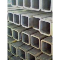Buy 10# 45#, 16Mn Thick Wall Rectangle Steel Tube, Rectangular Steel Pipes For Civil Building at wholesale prices
