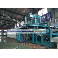 Quality Waste Paper Egg Tray Manufacturing Machine Low Energy Consume Hongrun for sale