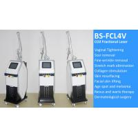 Quality Medical Fractional CO2 Laser For Under Eye Wrinkles / Skin Rejuvenation for sale