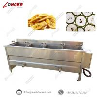 China Banana Chips Blanching Machine|Automatic Banana Chips Blanching Machine|Commercial Blanching Machine|Fruit Blanching on sale