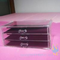 Buy acrylic cosmetic organizer at wholesale prices