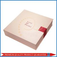 Quality Matte Custom Color Print Cosmetics Paper Packaging Box for Gift Use for sale