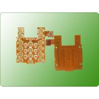 Quality Small Flexible printed circuit boards with Etched characters FPC for sale
