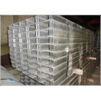 China Structural Frame Sheds C Section Steel Beams, MS Q460C C Shaped Steel Beam for sale