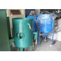 Quality Fixed High Pressure Sand Blasting Machine , Metal Surface Blast Cleaning Equipment for sale