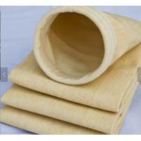 Quality Thermal Stability Silo Industrial Filter Bags Polyamide P84 Dust Collection for sale