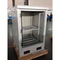 Quality one compartment outdoor telecom cabinet for sale