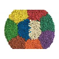 China High Flexibility EPDM Rubber Granules For Environmental Protection Material on sale