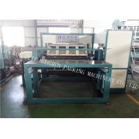 Quality Customized Color Pulp Egg Tray Making Machine Gas / Oil Fuel 30000KGS for sale