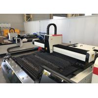 Quality High Power Metal Pipe Laser Cutting Machine , 3KW Laser Tube Cutting Equipment for sale
