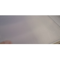 Quality Plastic lenticular 3MM 120cmx240cm 3mm  lenticular board for Injekt printing 3D  lenticular POSTER and 3D cards for sale