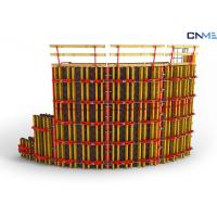 Quality H20 Timber Beam Formwork with CB240 Bracket / Concrete Wall Formwork for sale