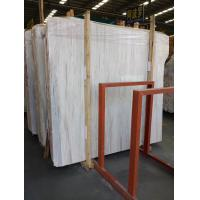 Eurasian wood grain ,  Imported marble  slab with best quality for sale