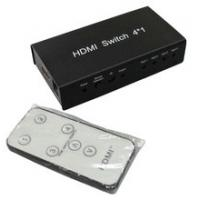 4 to 1 HDMI Switcher for sale