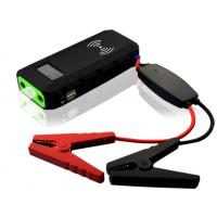 Quality multi function auto jump starter power bank with wireless charge for sale