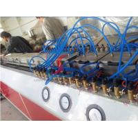 Quality PVC Doors And Windows Profile Extrusion Line , Profile Making Machine for sale