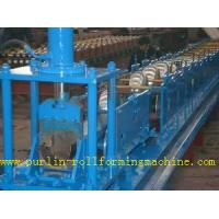 Quality Rainwater Half Round Seamless Gutter Machine Water Gutter Cold Roll Forming Line for sale