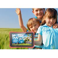 Quality Quad Core Children Learning Tablet Colorful Educational With HD TFT Touch Screen for sale