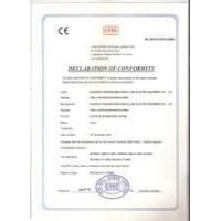 Guangdong OkstarS Technology Co., Ltd. Certifications
