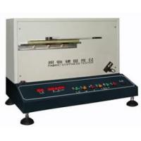 China Fabric Stiffness Electronic Automatic Testing Equipment For Flexible Material on sale
