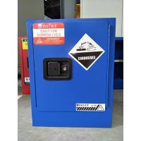 Quality 4 GAL Vented Chemical Storage Cabinets With PP Shelves For Corrosive / Acids for sale
