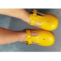 China Soft Kids Shoes T-Bar Shoes Leather Shoes for Children Dress shoes school shoes on sale