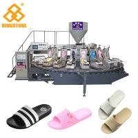 Quality PVC  flip flop slipper making Machine , Shoe Sole Mould Making Machine With 12/16/20/24/30 Stations for sale