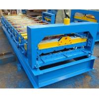 Buy cheap Corrugated Roll Forming Machine Iron Roof Making Machine  Panels Machine from wholesalers