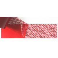 Quality Stock Security Seal Tape Carton Packing Secure Tape For Protecting Your Goods for sale