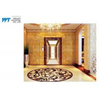Quality Luxury Villa Residential Lifts And Elevators 2.2M Height Landing Door Capacity 320 / 400Kg for sale