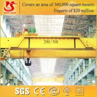 China Molten-metal Machine Use Crane Casting and Foundry Overhead Crane on sale