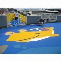Quality EPDM Rubber Flooring with Over 5MPa Tensile Strength for sale