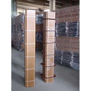 China Concrete column form on sale