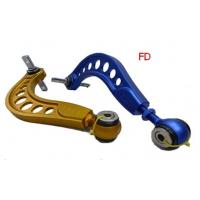 Quality Adjustable Civic 06 Fd / Si 6061  Bend Rear Lower Control Arms / Rear Camber Kit for sale