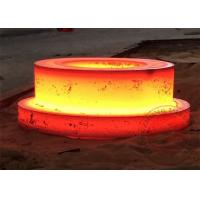 Quality Rolled Ring Alloy Steel Forgings Stainless Steel Flange High Carbon OEM ODM for sale
