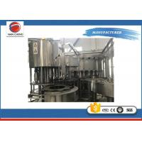 Buy Commercial Carbonated Drinks Filling Machine Complete Carbonated Soft Drink Production Line at wholesale prices