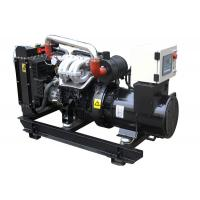 Quality 12kw 24v Gas Powered Generator , Cummins Generator Set 3 Phases 4 Lines for sale
