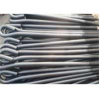 Quality J / L / U / V Shaped Anchor Bolts Concrete Foundation Grade 12.9 High Tensile for sale