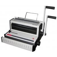 Buy cheap Full Steel Body Multiple Post Press Equipment Plastic And Iron Ring Binder from wholesalers