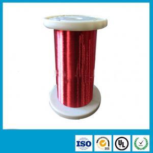 Solderability Colored Copper Wire UEW Copper Winding Wire For Micro Small Motor