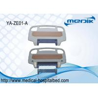 China White Adjustable Hospital Bed Accessories PP Blow Molding Hospital  Headboard on sale