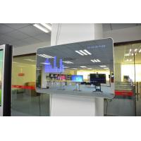Quality Wall Mounting Interactive Digital Signage With Magic Mirror Motion Sensor for sale