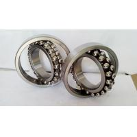 Buy Double Row Self Aligning Ball Bearing , Misalignment Radial Ball Bearing 1224 at wholesale prices