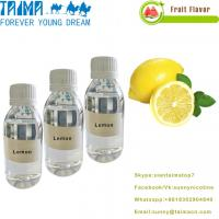 Buy PG VG Based High Concentrated Lemon Flavor Eiquid Flavor Concentrates at wholesale prices
